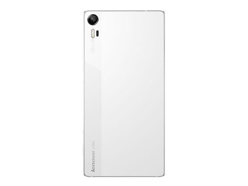 Back Cover pro Lenovo Vibe Shot White (OEM)