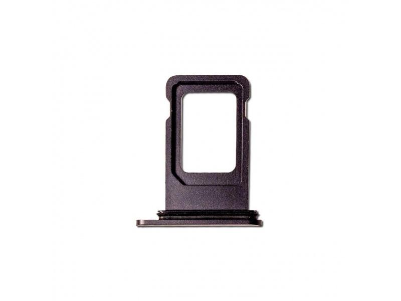 SIM Card Tray Black pro Apple iPhone XR
