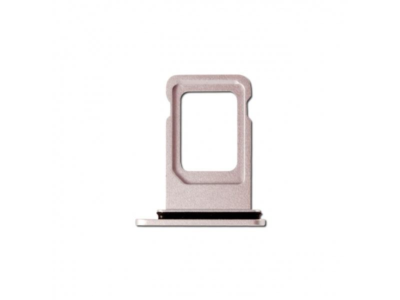 SIM Card Tray White pro Apple iPhone XR