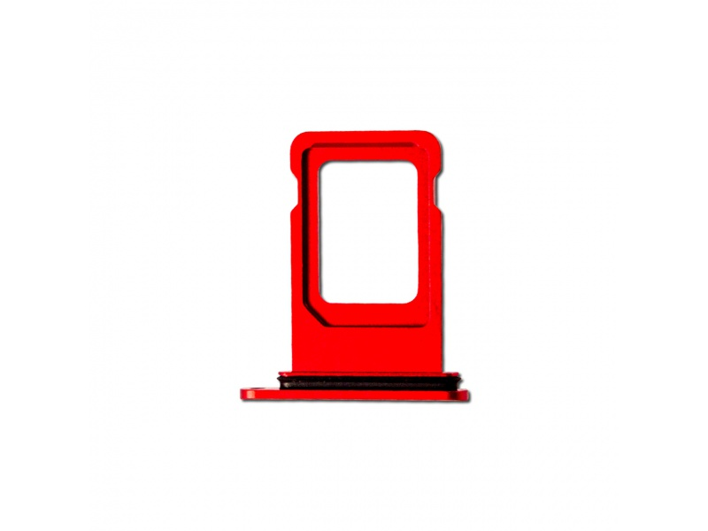 SIM Card Tray Red pro Apple iPhone XR