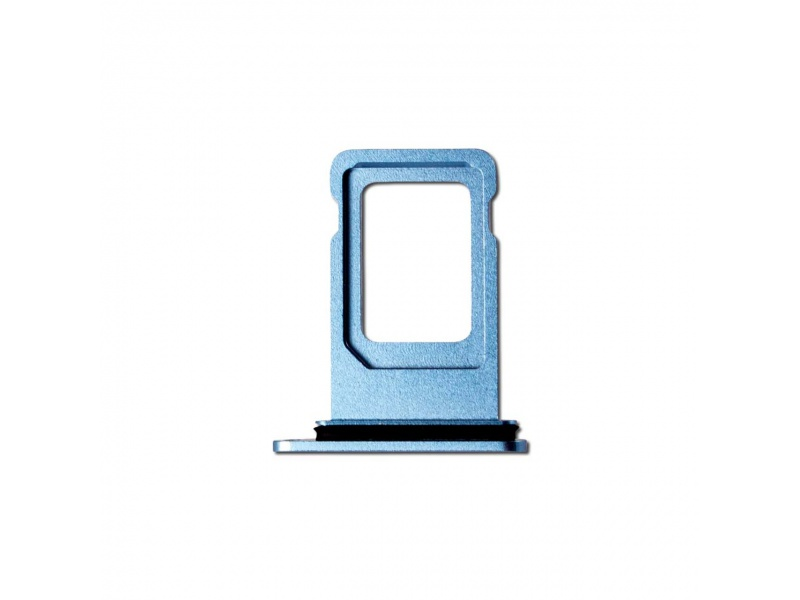 SIM Card Tray Blue pro Apple iPhone XR