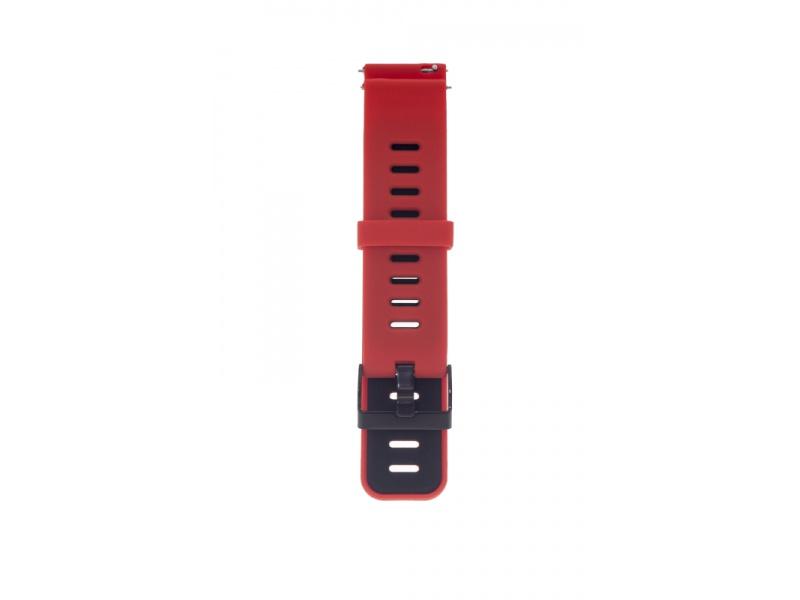 Replacement Bracelet for Xiaomi Amazfit Pace / Amazfit 2 Stratos Red / Black