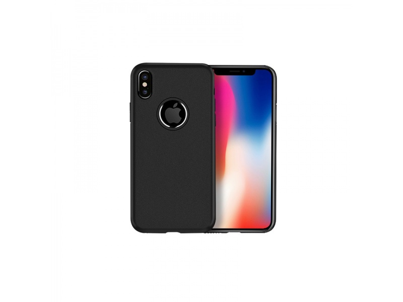 Hoco Fascination Series Protective Case for iPhone X / XS Black