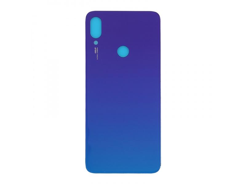 Xiaomi Redmi Note 7 Back Cover - Blue (OEM)
