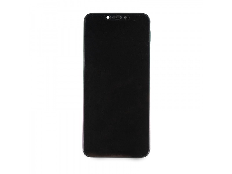 LCD + Touch + Frame (assembled) pro Huawei Honor Play - Black (OEM)