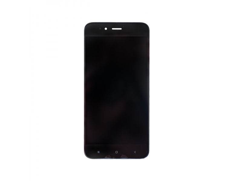 Xiaomi Mi A1 LCD + Touch + Frame (Separated) - Black (OEM)