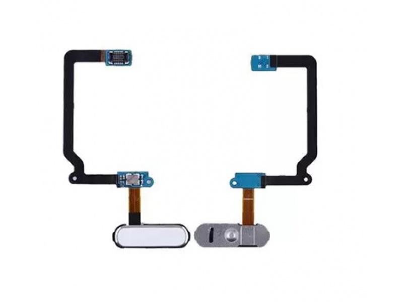 Home Button Flex pro Samsung Galaxy S5 White (OEM)