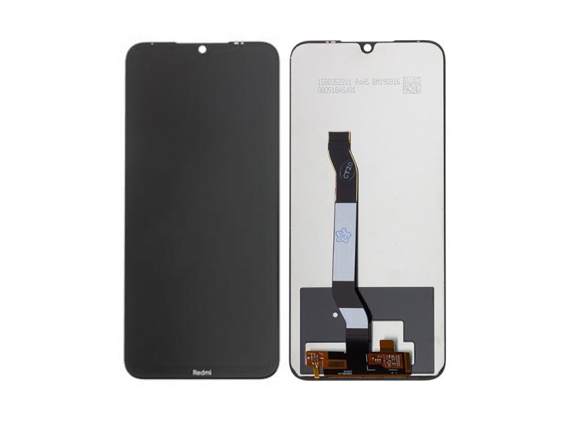 Xiaomi Redmi Note 8T LCD + Touch Black (OEM)