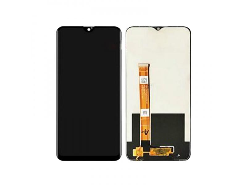 Realme 6i / C3 / C3i LCD + Touch Black (OEM)