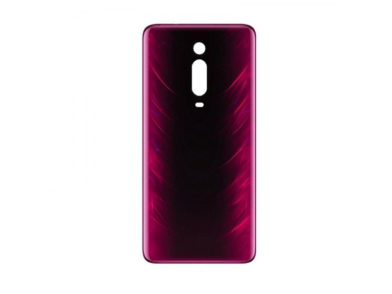 Xiaomi Mi 9T Back Cover Red Flame (OEM)