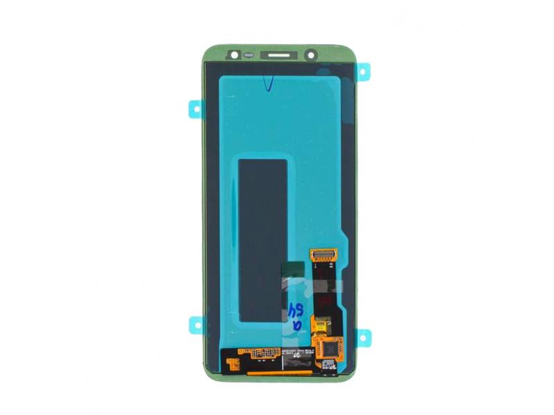 Samsung Galaxy J6 J600 2018 LCD + Touch Black (Service Pack)