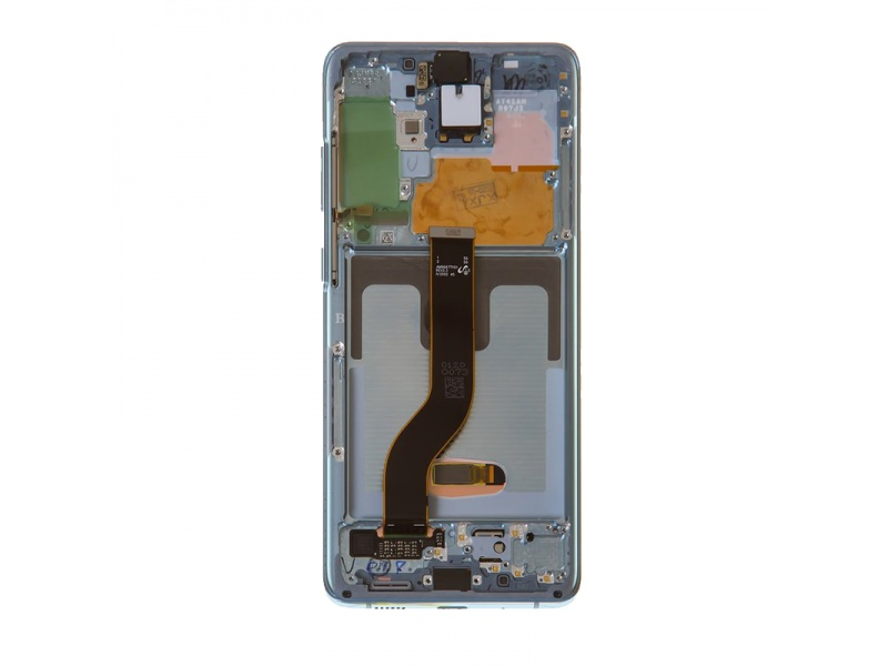Samsung Galaxy S20+ G986 LCD + Touch + Frame Cloud Blue (Service Pack)