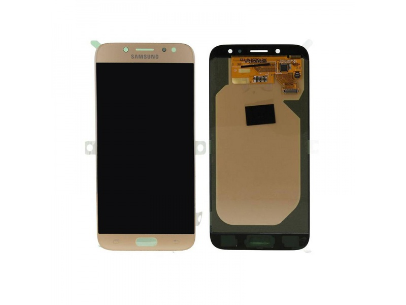 Samsung Galaxy J7 J730 2017 LCD + Touch Gold (Service Pack)