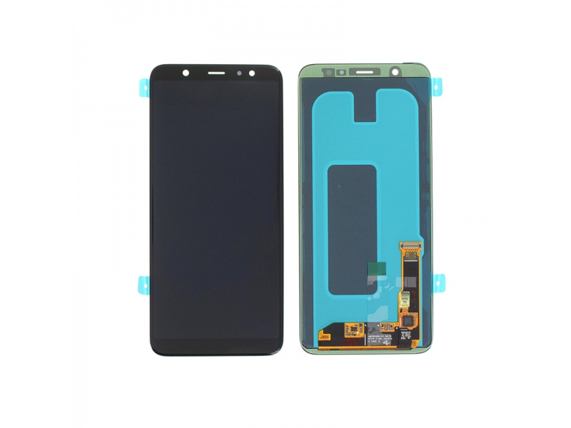 Samsung Galaxy A6 Plus A605 2018 LCD + Touch Black (Service Pack)