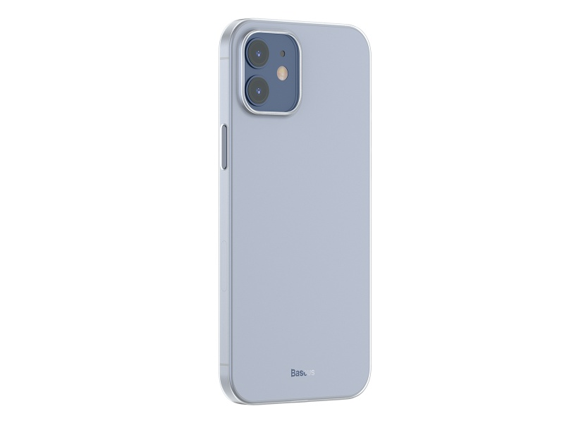Baseus Wing Case for iPhone 12 6.1 Transparent White