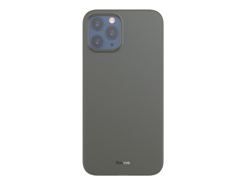 Baseus Wing Case for iPhone 12 Pro 6.1 Transparent Black