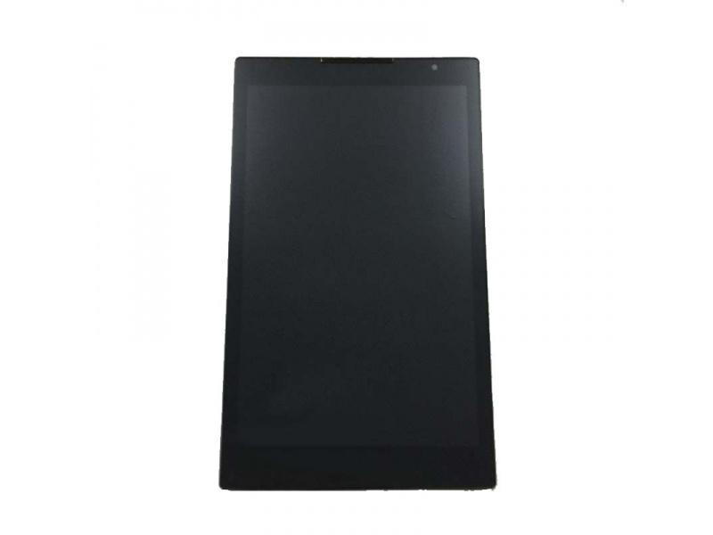 LCD + Touch + Frame pro Lenovo Tab S8-50 IdeaTab Black (OEM)