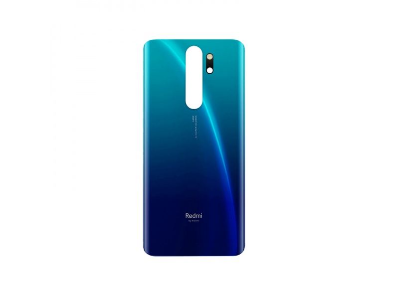Xiaomi Redmi Note 8 Pro Back Cover Blue (OEM)