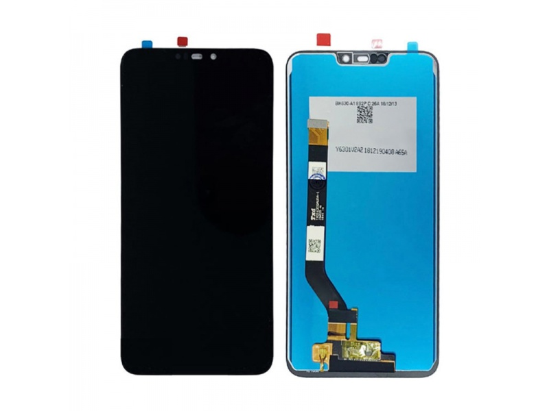 Asus Zenfone Max M2 ZB633KL LCD + Touch Black (OEM)