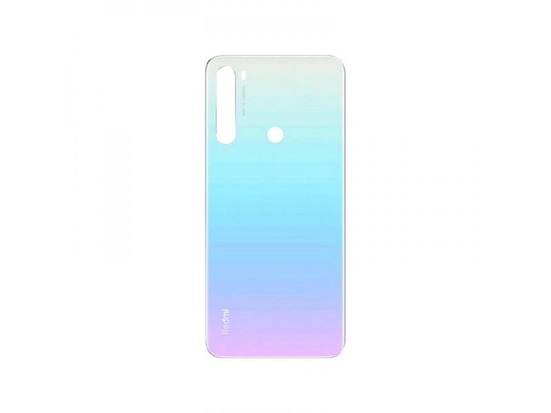 Xiaomi Redmi Note 8 Back Cover Moonlight White (OEM)