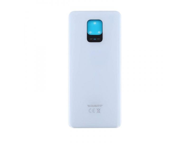 Xiaomi Redmi Note 9 Pro Back Cover Glacier White (OEM)