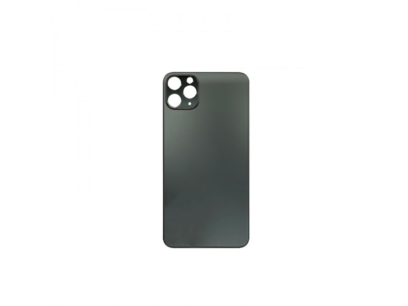 Back Cover Glass + Big Camera Hole pro Apple iPhone 11 Pro (Space Grey)