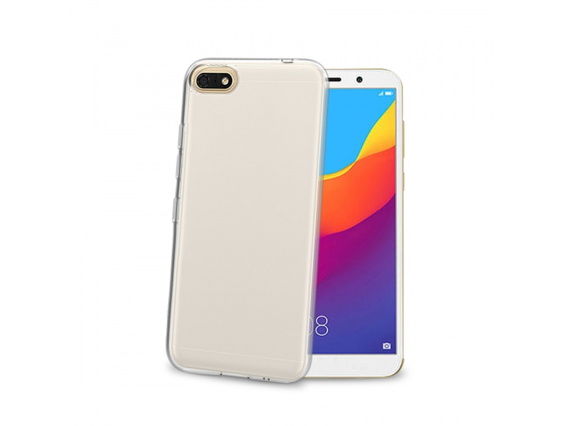 Celly TPU Cover for Honor 7S Transparent