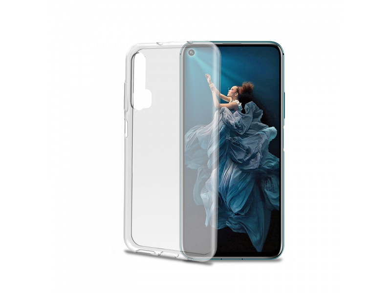Celly TPU Case for Honor 20 Pro Transparent