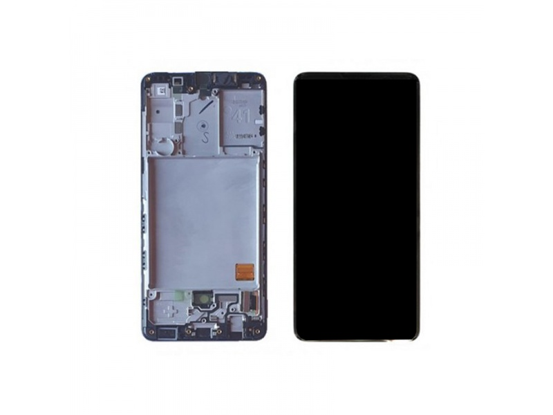 Samsung Galaxy A41 A415F LCD + Touch + Frame (Service Pack)