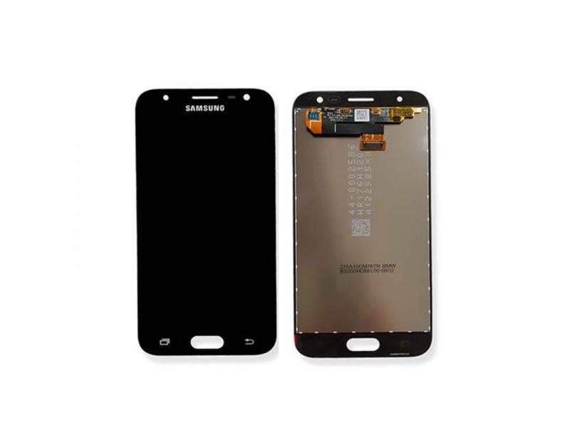 Samsung Galaxy J3 2017 J330 LCD + Touch Black (Service Pack)