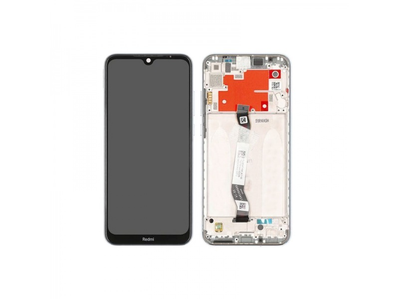 Xiaomi Redmi Note 8T LCD + Touch + Frame Moonlight White (Service Pack)