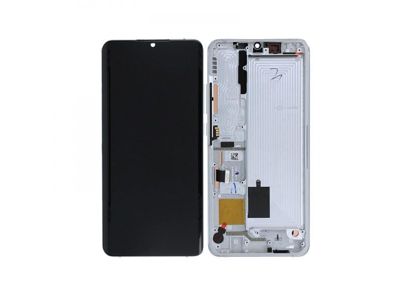 Xiaomi Mi Note 10 lite LCD + Touch + Frame Glacier White (Service Pack)