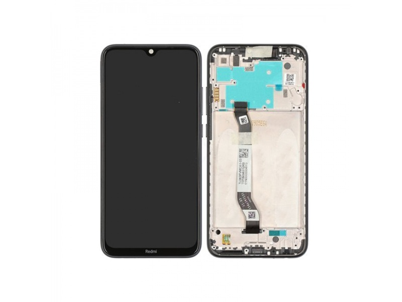 Xiaomi Redmi Note 8 LCD + Touch + Frame Space Black (Service Pack)
