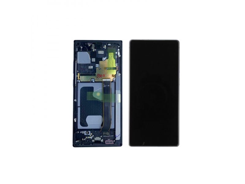 Samsung Galaxy Note 20 Ultra N985 LCD + Touch + Frame Mystic Black (Service Pack)