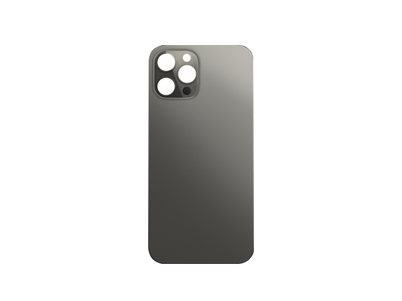 Back Cover Glass for Apple iPhone 12 Pro Max Graphite