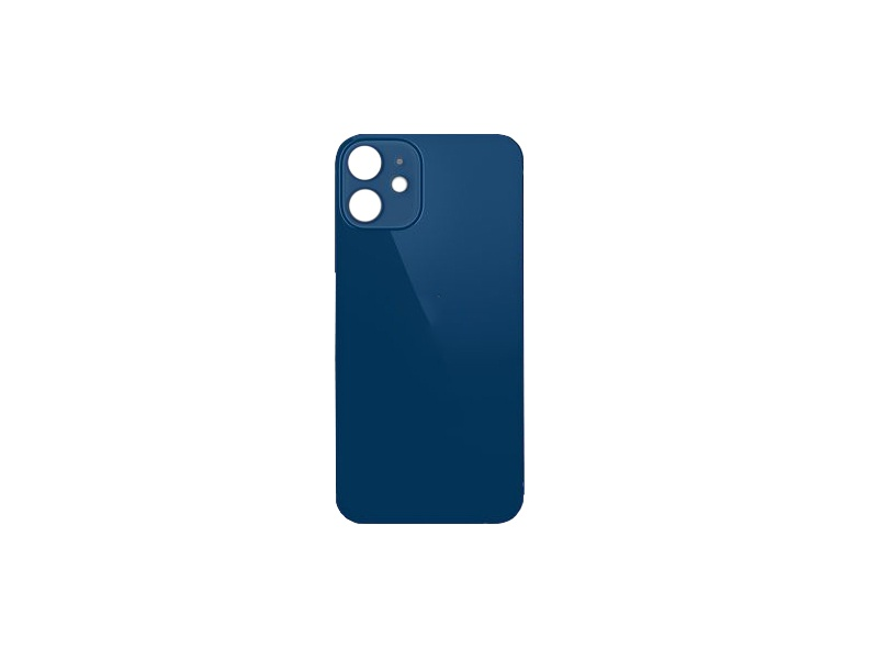 Back Cover Glass for Apple iPhone 12 Mini Blue