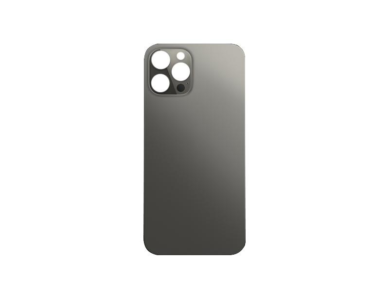 Back Cover Glass + Big Camera Hole Pro Max Apple iPhone 12 Pro Max Graphite