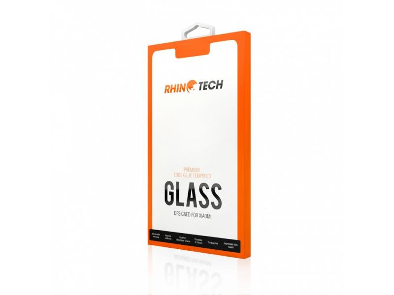 Rhinotech 2 Tempered 2.5D Glass for Xiaomi Mi 10T / Mi 10T Pro (Full Glue) Black