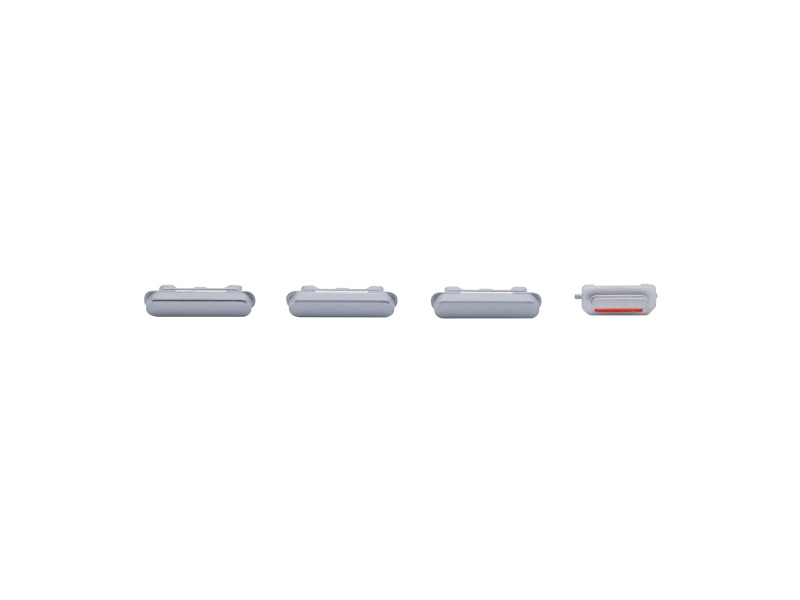 Side Buttons Grey pro Apple iPhone 6 Plus