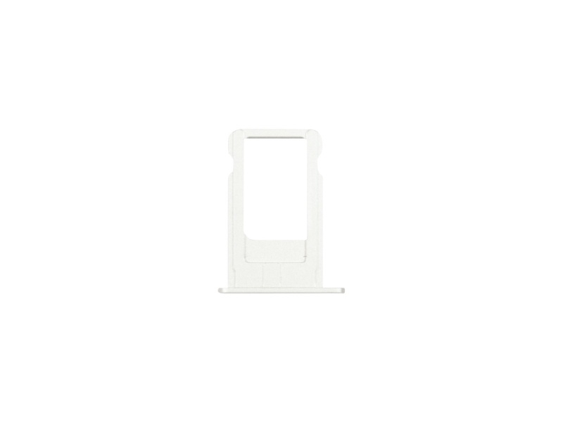 SIM Card Tray Silver pro Apple iPhone 6S
