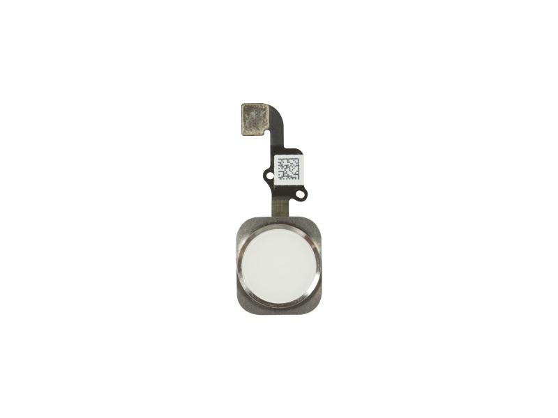Home Button + Flex Silver pro Apple iPhone 6S Plus