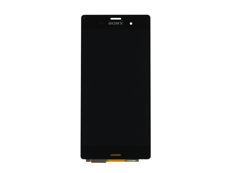 LCD + Touch + Frame (Assembled) pro Sony Xperia Z (C6603) Black (OEM)