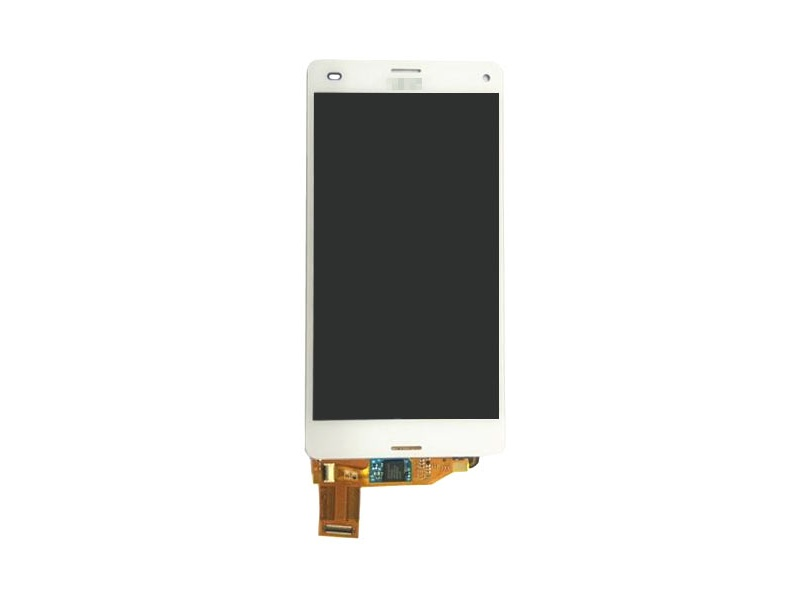 LCD + Touch + Frame (Separated) pro Sony Xperia Z3 (D6603) White (OEM)