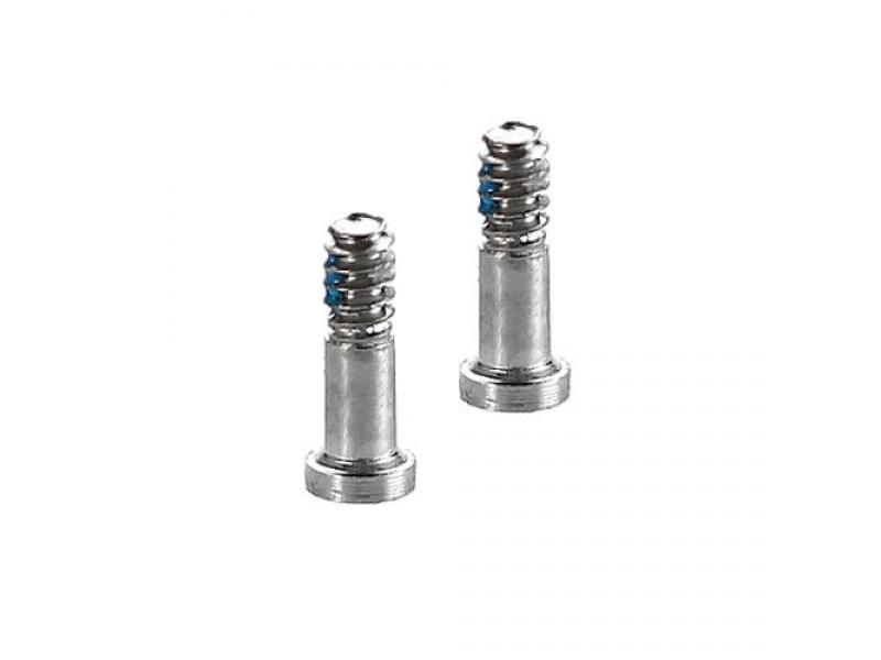 Pentalobe Screws (2pcs set) Silver pro Apple iPhone SE