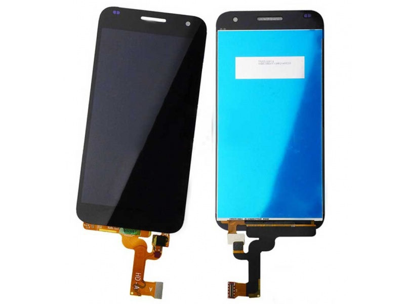 LCD + Touch + Frame (Separated) pro Huawei G7 Black (OEM)