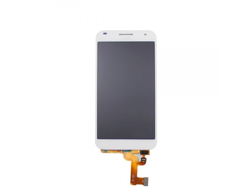 LCD + Touch + Frame (Separated) pro Huawei G7 White (OEM)