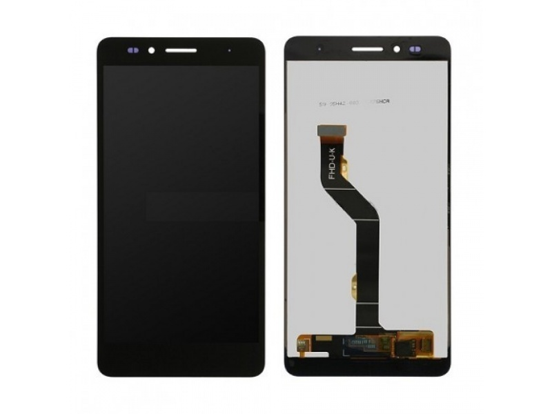 LCD + Touch + Frame (Separated) pro Huawei Honor 5X - Black (OEM)