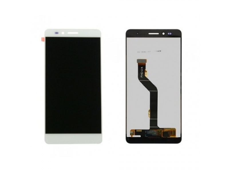 LCD + Touch + Frame (Separated) pro Huawei Honor 5X - White (OEM)
