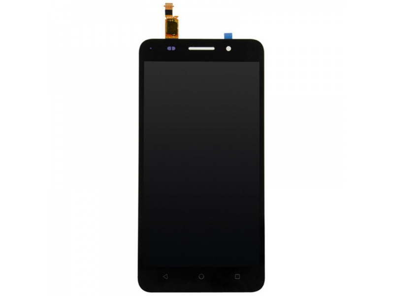 LCD + Touch + Frame (Separated) pro Huawei Honor 6 Plus - Black (OEM)