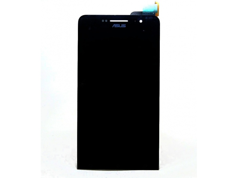 LCD + Touch + Frame (Assembled) pro Asus Zenfone 6 (A600CG) Black (OEM)